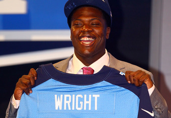 Titans' Selection Kendall Wright