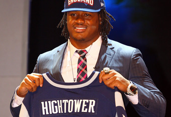 Pats' Selection Dont'a Hightower
