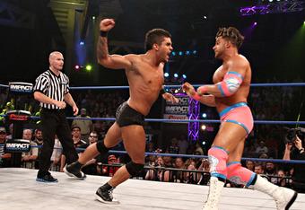 Alex Silva vs. Robbie E (impactwrestling.com)