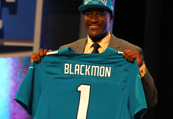 Jacksonville thrilled to have Blackmon