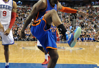 Stoudemire needs bring the offensive explosion Knicks' fans are used to seeing.
