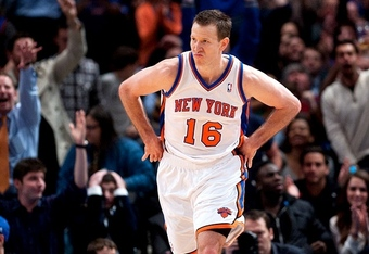 The Knicks can use all of the discount double-checks they can get out of Steve Novak.