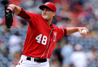 Ross Detwiler has been impressive as the Nationals' fifth starter this season.