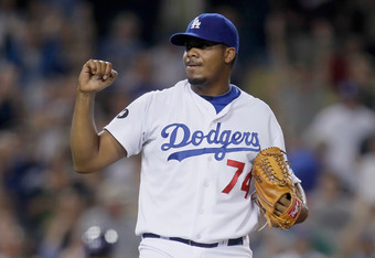 Will Kenley Jansen eventually replace Javy Guerra as the Dodgers' closer?