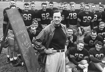 "Legendary Army Coach Earl ""Red"" Blaik (Courtesy USMA)"