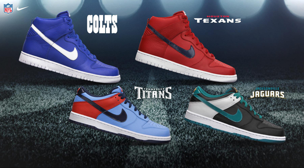 Nike Trainer 1.3 Max Breathe 2012 NFL Draft Day Pack