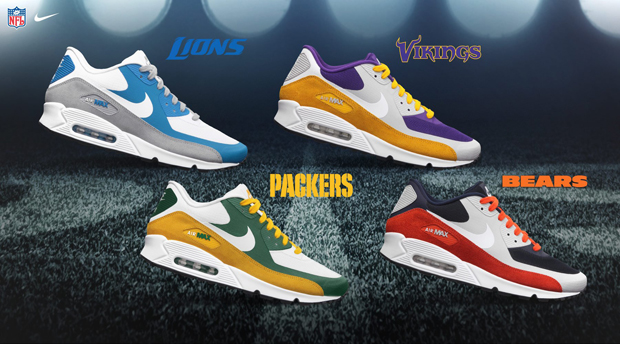 Nike Patriots Running Shoes