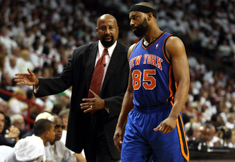 Mike Woodson has done a great job at nipping losing streaks in the bud before they begin.