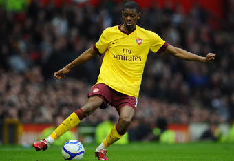 The gifted Abou Diaby