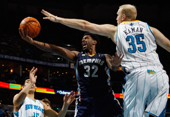 Lead by O.J. Mayo, the Grizzlies possess one of the league's deepest bench.