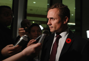 Tampa Bay GM Steve Yzerman has a bevy of picks in 2012 and could be a good trading partner.