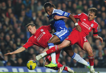 Didier Drogba should be a big factor for Chelsea in Saturday's FA Cup Final against Liverpool.