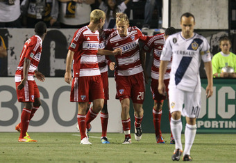 Brek Shea and FC Dallas had a tough week, but the team was able to get two solid points after drawing with both RSL and the Galaxy.