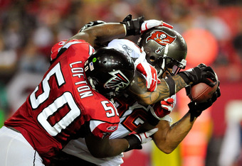 The Falcons made a bad decision in letting Lofton walk