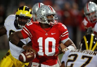 Troy Smith: Ohio-grown product.