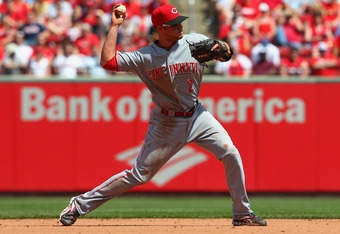 Zack Cozart looks to rekindle the Cincinnati dynasty at shortstop.