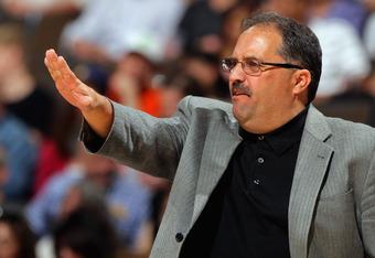 Orlando coach Stan Van Gundy.