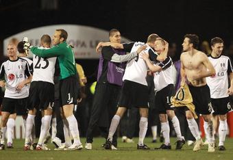 Hodgson managed Fulham to the 2010 Europa League final