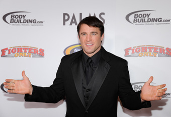 Chael Sonnen was beating Anderson Silva badly throughout most of their UFC 117 title fight he would later lose, but it turned out he had elevated levels of testosterone going into the bout.