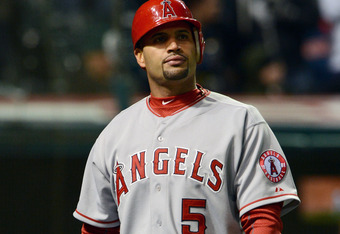 Albert Pujols' offensive struggles have plagued him and the Angels so far this season.