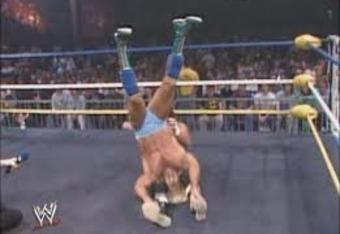 Classic NWA courtesy of WWE