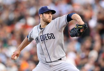 Anthony Bass continues to pitch well for San Diego.