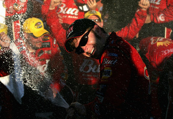 Junior's last win at 'Dega came all the way back in 2004