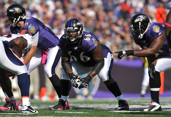 Ben Grubbs' departure leaves a starting offensive guard spot up for grabs in camp