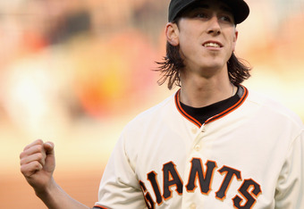 Tim Lincecum, aka The Freak, has two Cy Youngs, but Cain has become the better pitcher.