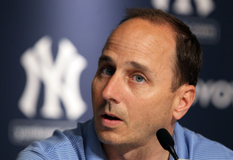 Brian Cashman may have a busy summer ahead.