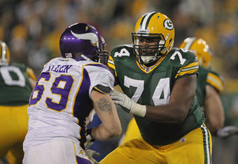 Packers OT Marshall Newhouse