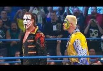The closest TNA will get to bringing back WWE's WCW Sting. TNAWrestling.com