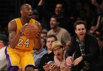 """""""Hey Kobe, I'm open!"""""""
