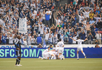 The Whitecaps put MLS on notice this week with a win over San Jose.