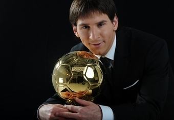 Messi Deserves another Ballon d'Or