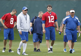 Luck and Harnish will be fast friends.