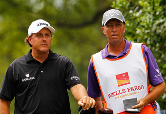 Mickelson and Bones