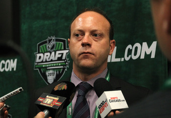 Stan Bowman's offseason acquisitons have to be utilized by the head coach.