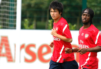 Will Ryo supplant Gervinho next season?