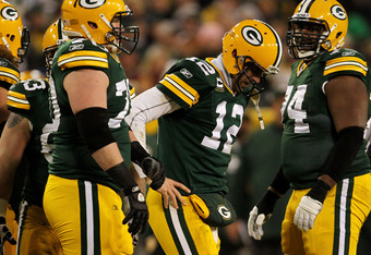 A quick exit for Packers in last year's playoffs