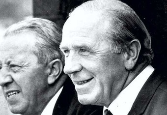 Jimmy Murphy and Matt Busby (menmedia.co.uk)