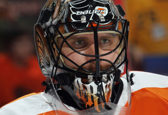 Ilya Bryzgalov turned into the Number One Goalie The Flyers Have Needed