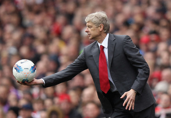 Wenger should tell Arsenal to play ball at WBA.