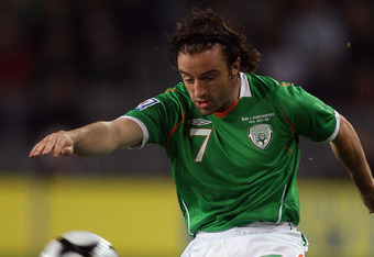 In The Hunt: Stephen Hunt is likely to provide quite an impact for Giovanni Trapattoni's team from the Irish bench.