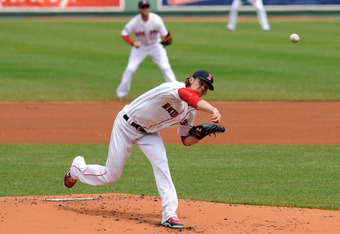 Despite being 3-1 in 2012, Buchholz also sports a 9.09 ERA and a 2.020 WHIP.
