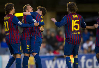 Rely on La Masia