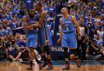Even the Oklahoma City Thunder have had significant troubles against the Spurs.