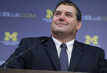 At his introductory press conference in January, 2011, Hoke emphatically described his respect for Michigan, and how important the Ohio State game is to the team and the fans.