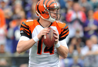 Andy Dalton is the font from which the Bengals' success flows