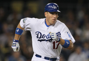 A.J. Ellis has been a major surprise for the Dodgers this season.